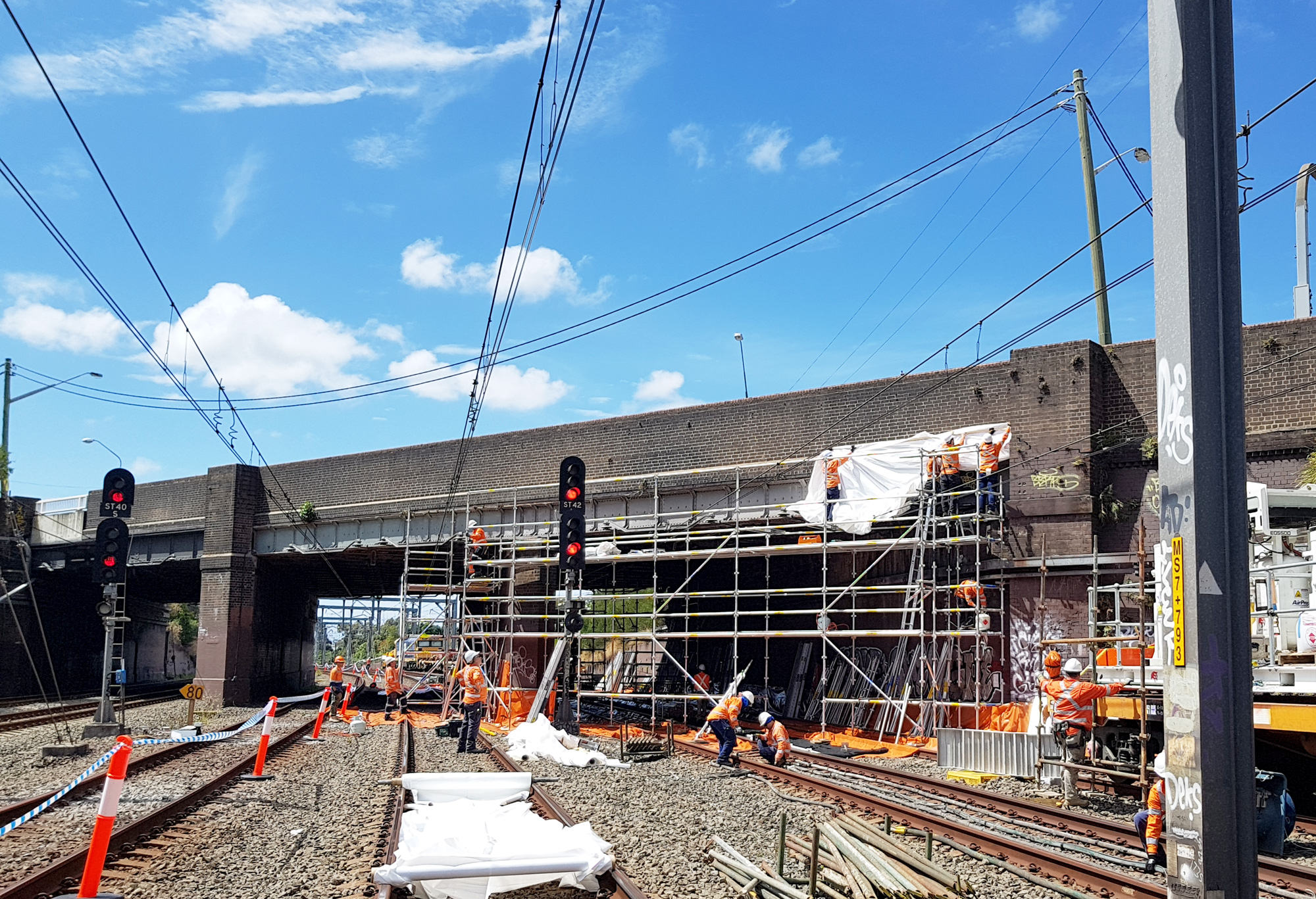 Sydney-Trains-Tempe-Station